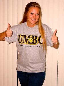 UMBC Tshirt